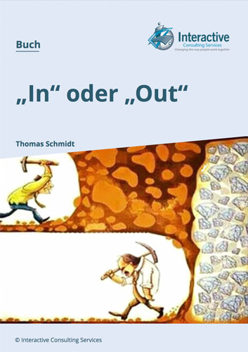 "Projektkontrolle, Downloads, e-Book ""In"" oder ""Out"""