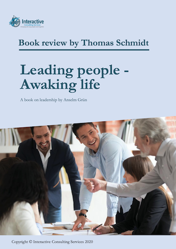 "Projektkontrolle, Downloads, e-Book ""Leading people - Awaking life"""